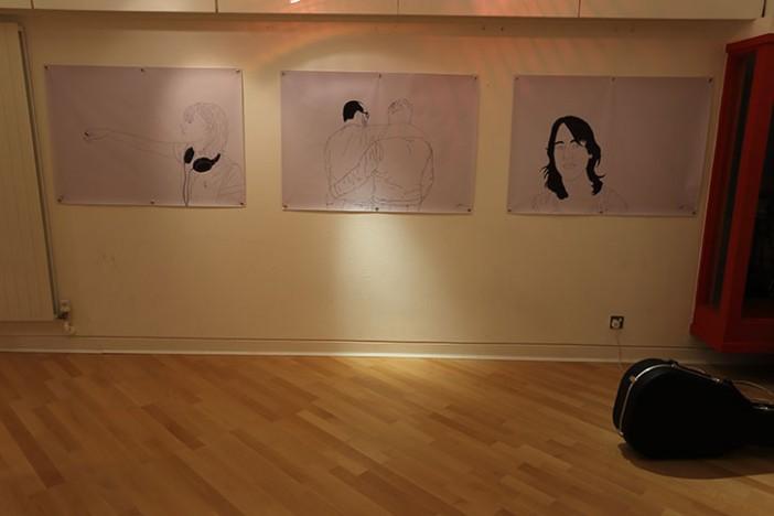 Macroberts Art Centre Stirling Exhibition