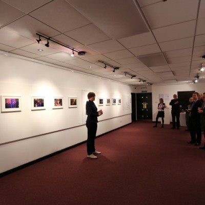 East Kilbride Arts Centre Exhibition