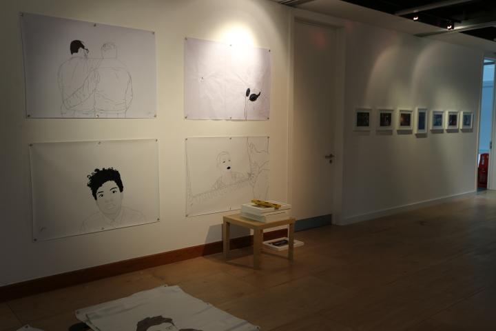Queer Window Project Creative Scotland exhibition2