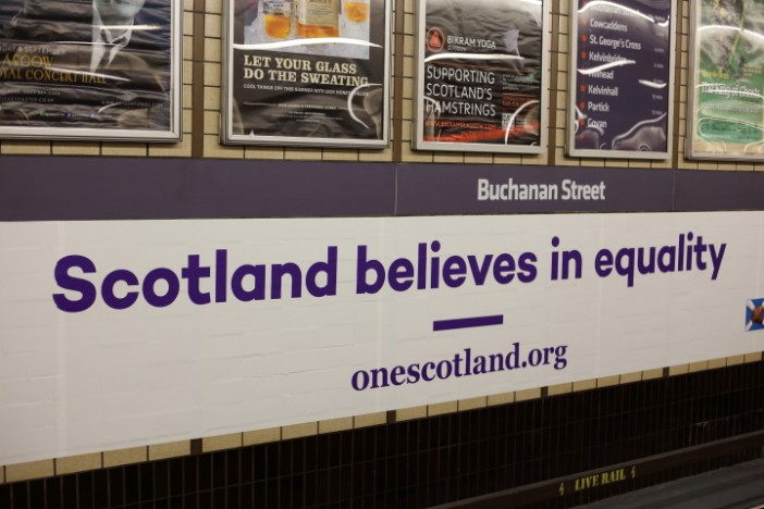 The Queer Window Project at Commonwealth Games Glasgow
